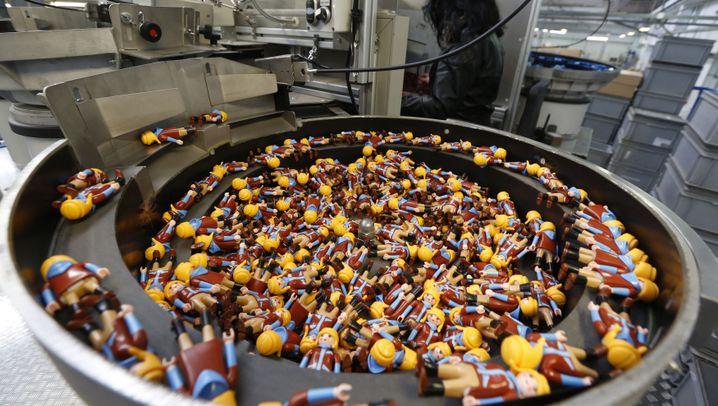 """Playmobil: Playmobil-Figuren - """"Deutschlands größter Waffenproduzent"""""""