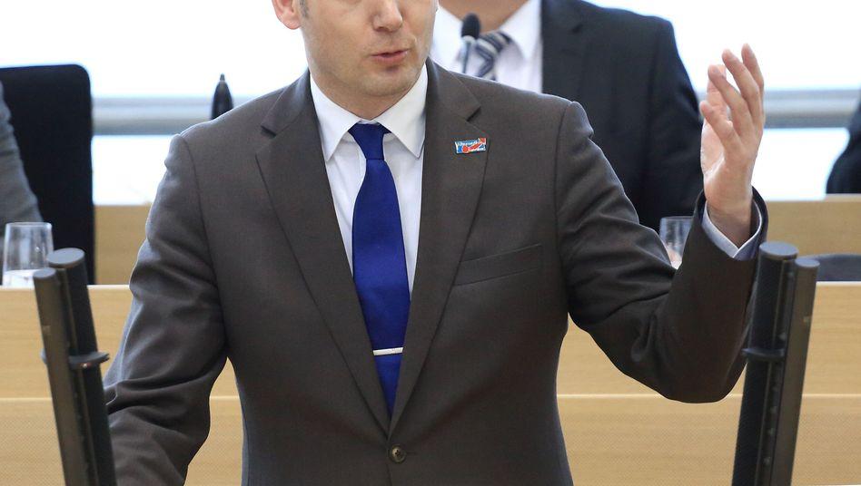 AfD-Politiker Poggenburg