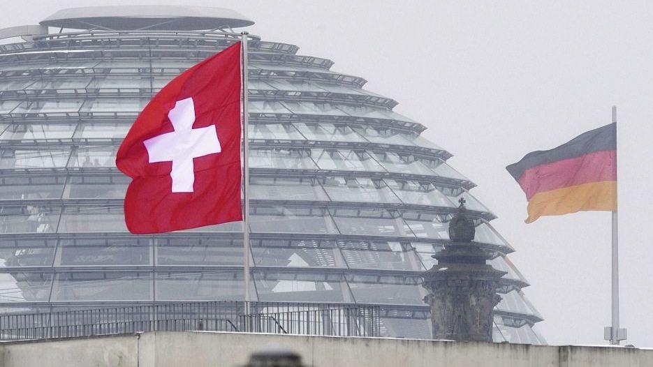 Schweizer Botschaft in Berlin: »Geschenk des Himmels«