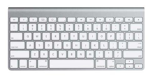 Der Aufreger: Ist eine Apple-Tastatur ohne Apfel wirklich noch eine Apple-Tastatur?