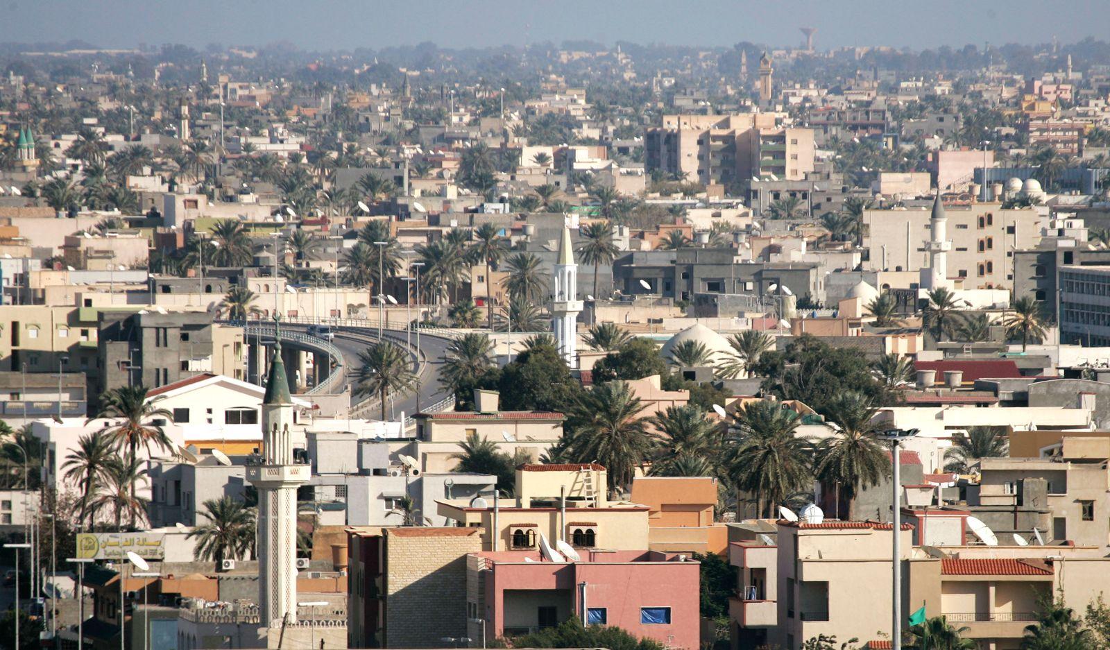 Tripolis/ Tripoli/ Libyen/ Lybia