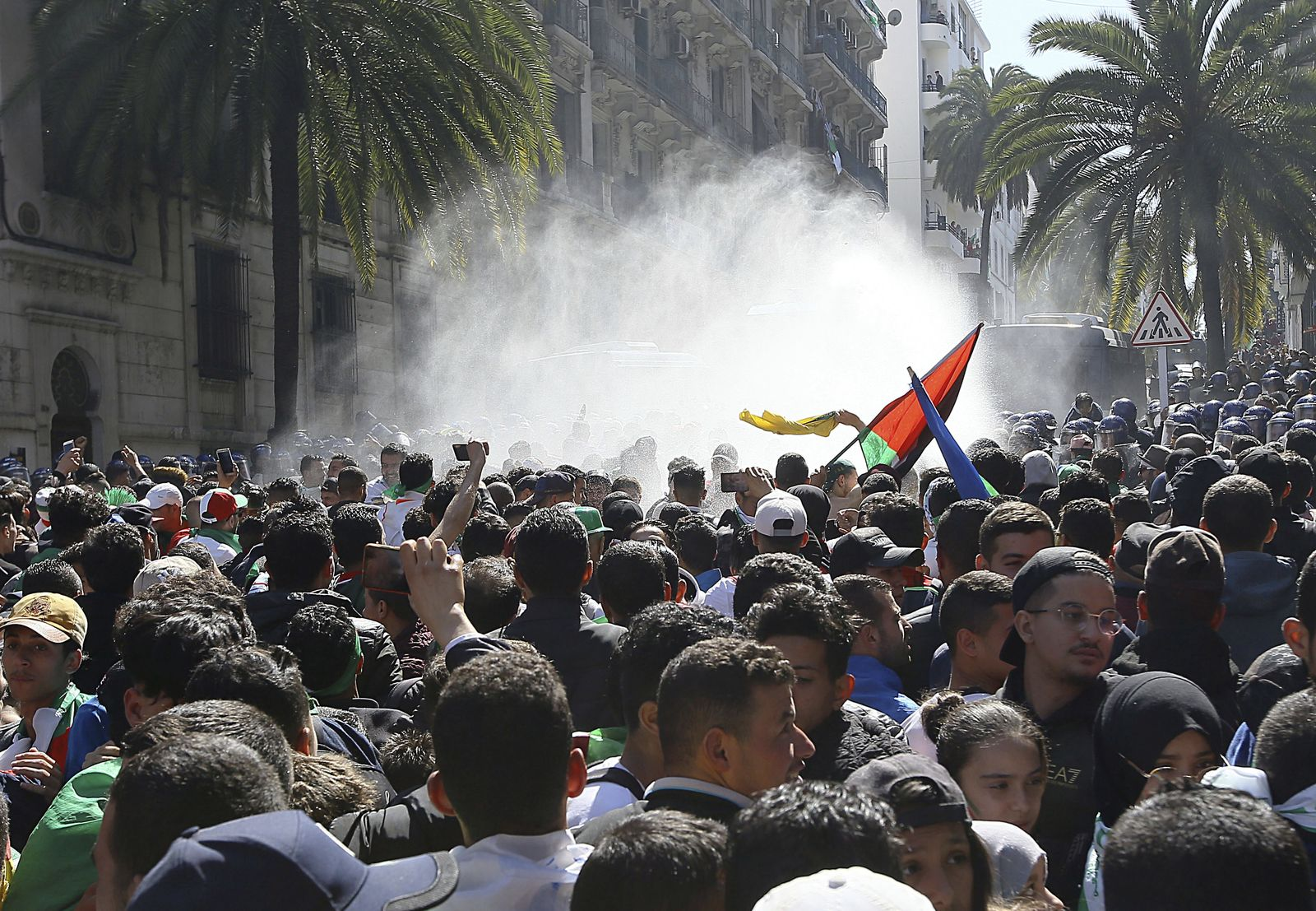 Erneut Massenproteste in Algerien