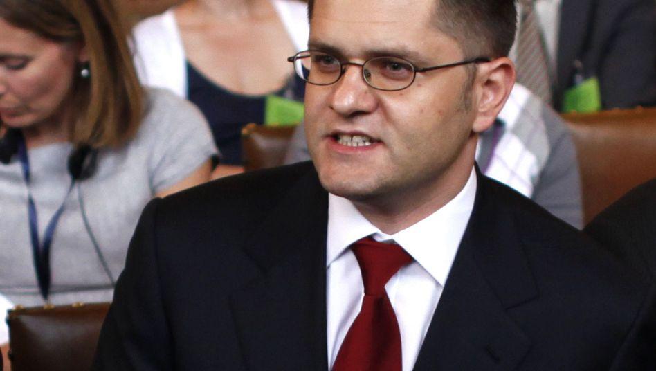 """Serbiens Außenminister Jeremic: """"Niemals die Unabhängigkeit Kosovos anerkennen"""""""