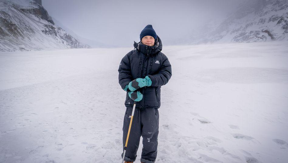 Greta Thunberg (in Kanada): Weniger Preise, mehr Taten bitte