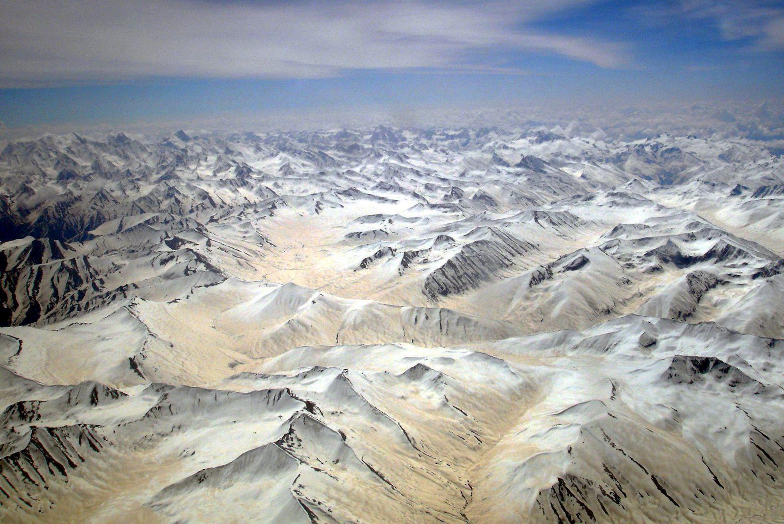 Karakorum-Gebirge