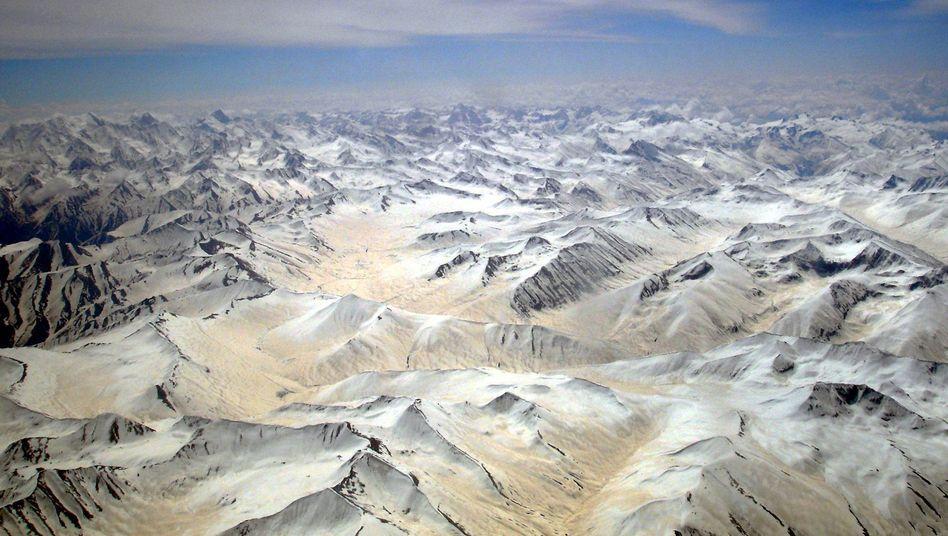 Karakorum-Gebirge: Gletschereis hat von 2000 bis 2008 zugenommen
