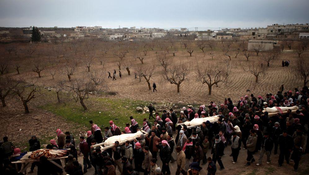 Photo Gallery: A Mini-Republic in Northern Syria