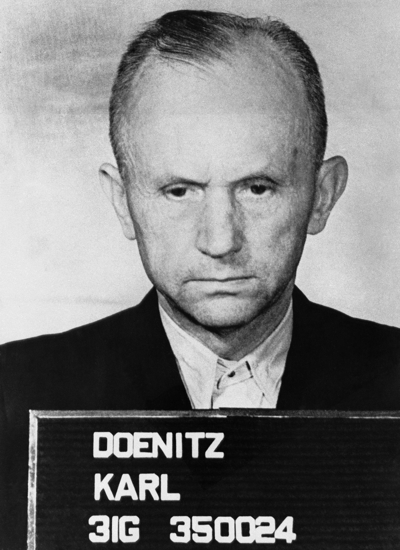 Post WWII Germany Karl Doenitz