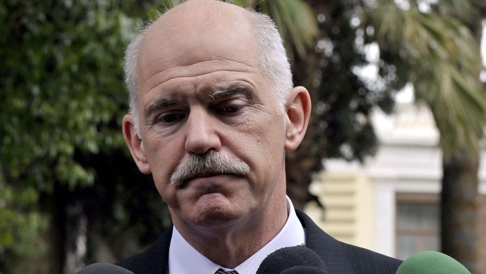 Finanzkrise: Papandreou verordnet Griechenland Radikalkur