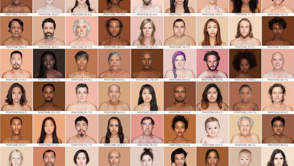 Langzeit-Fotoprojekt: Hautsache bunt