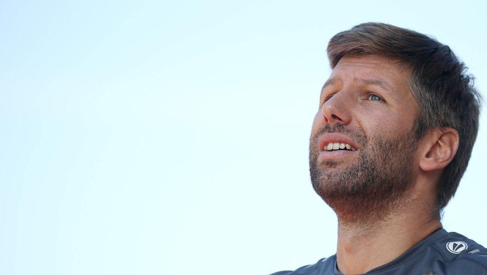 Seit knapp einem Jahr Vorstandsvorsitzender des VfB Stuttgart: Thomas Hitzlsperger