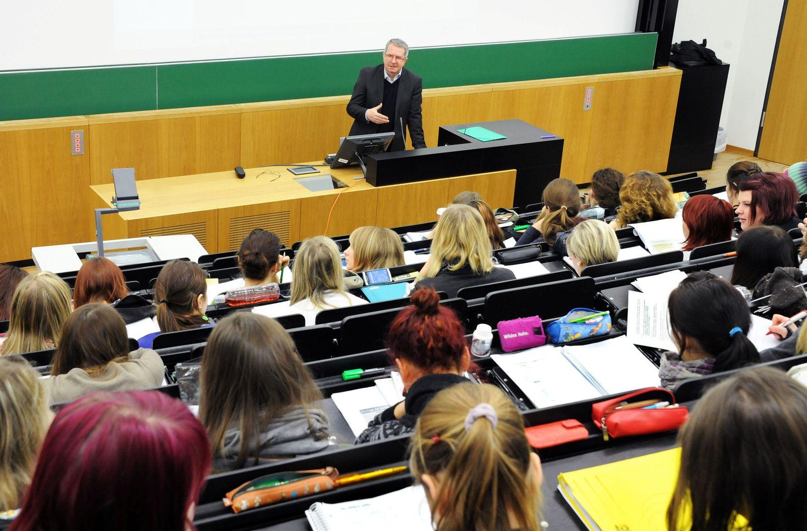 Lehrerstudenten / Lehramt / Studenten