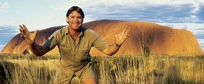 Steve Irwin entertained millions with his TV shows, but he was also an active conservationist who fought to save some unusual species.