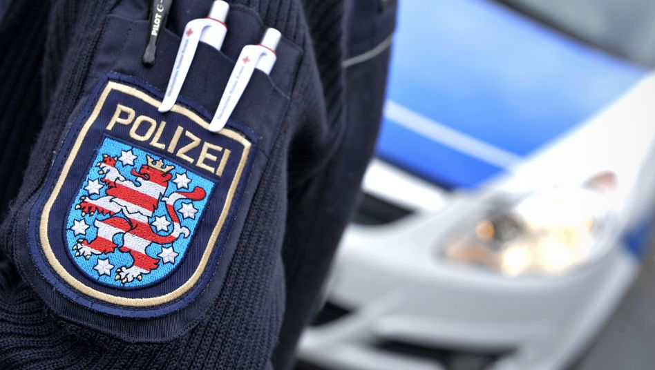 Polizei Thüringen (Symbolbild)