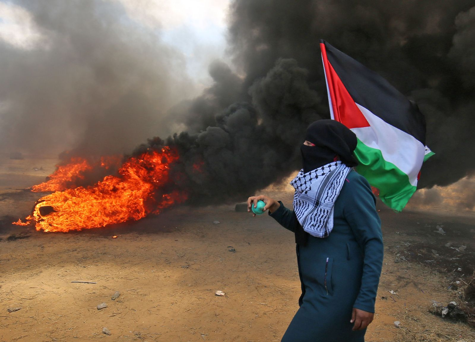 PALESTINIAN-ISRAEL-CONFLICT-US-GAZA