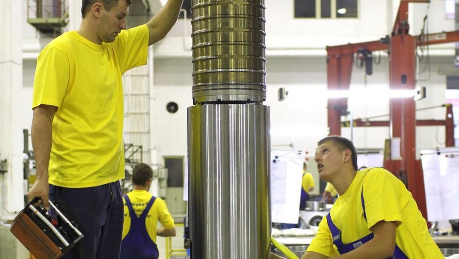 Maschinenbau bei Schiess in Aschersleben: Fachkräfte ja, aber ganz bestimmte