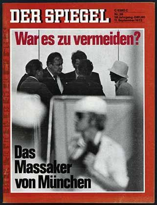 Could it have been avoided? The massacre of Munich.