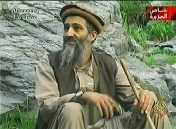 Bin Laden: Auf dem Weg nach Indien?