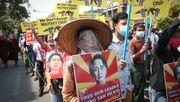 Neue Anklagen gegen Aung San Suu Kyi
