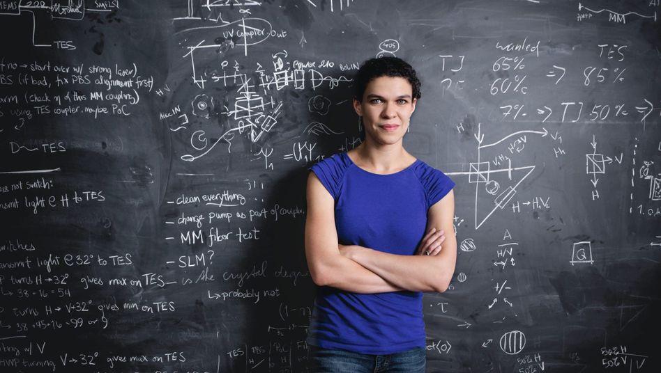 Quanteninformatikerin Giustina: Mit 14 Jahren an die Universität, mit 27 den Doktortitel