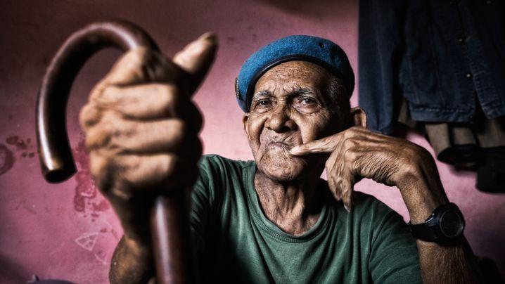 Zweiter Weltkrieg: Als Sklaven im Dschungel
