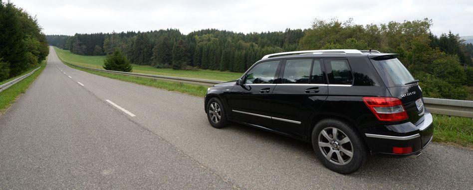 Mecedes-Modell GLK: Zahl der von Rückrufen betroffenen Wagen steigt weltweit auf 1,4 Millionen