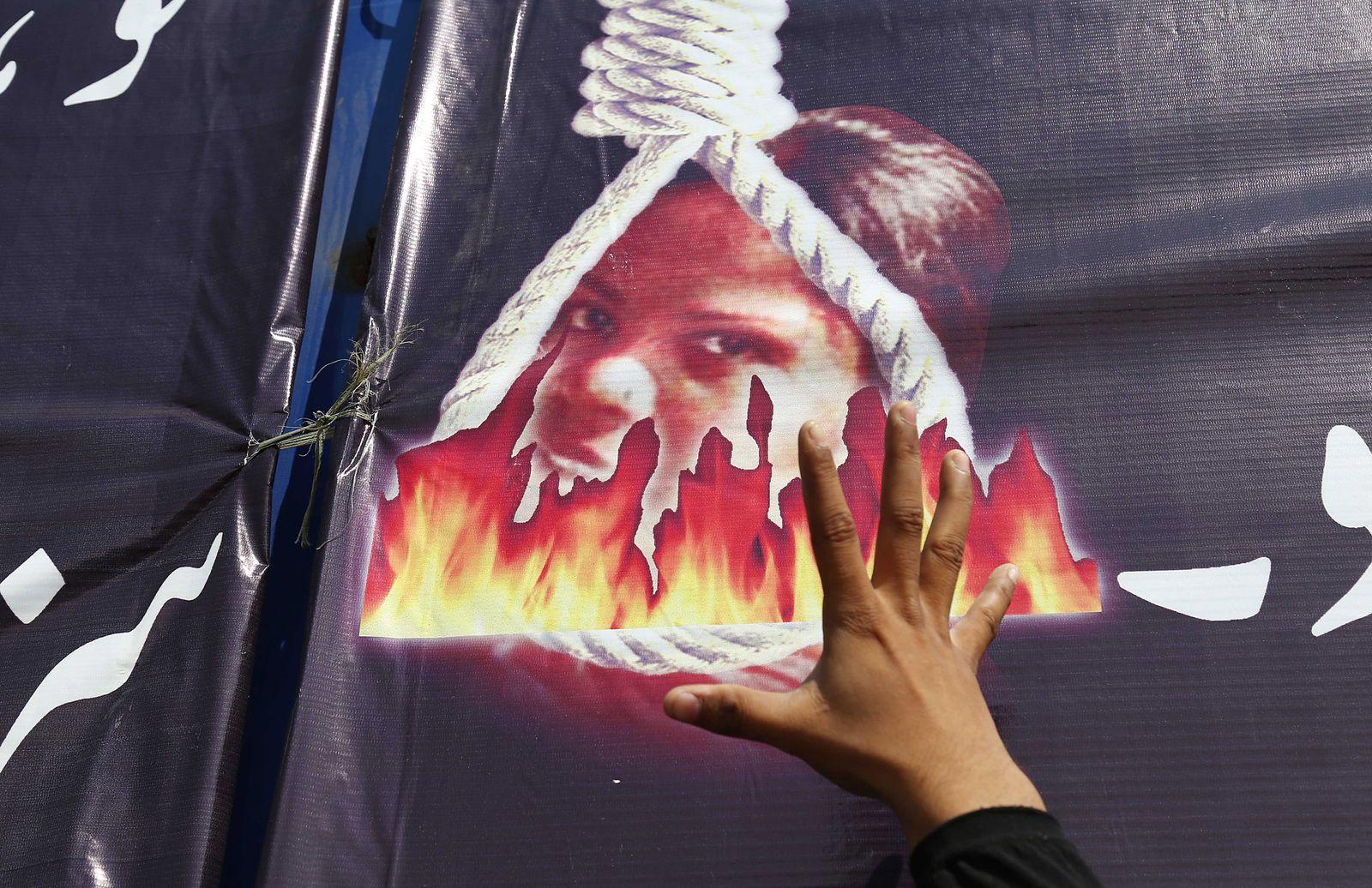 Asia Bibi/ Proteste/ Pakistan