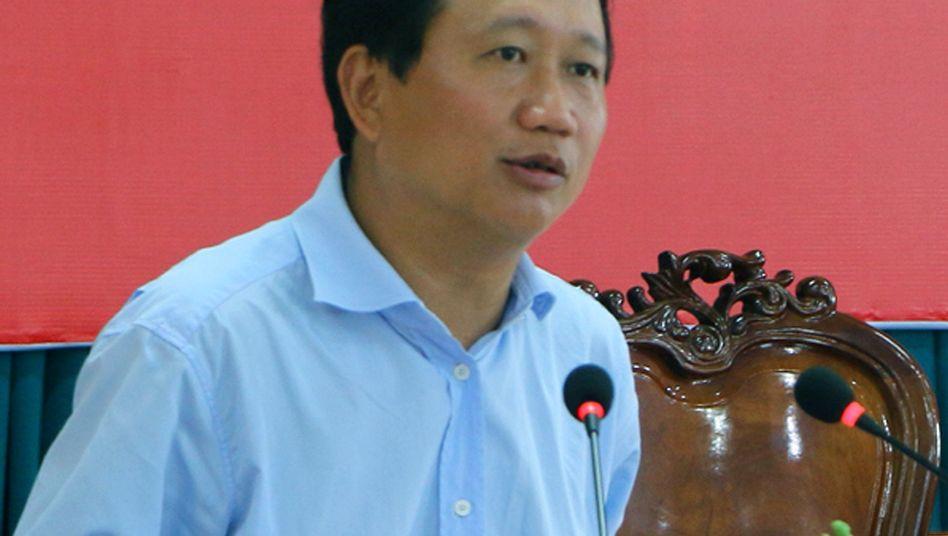 Trinh Xuan Thanh in Vietnam (Datum der Aufnahme unbekannt)