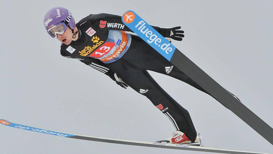 Skispringer Schmitt: Gedanken an Rücktritt
