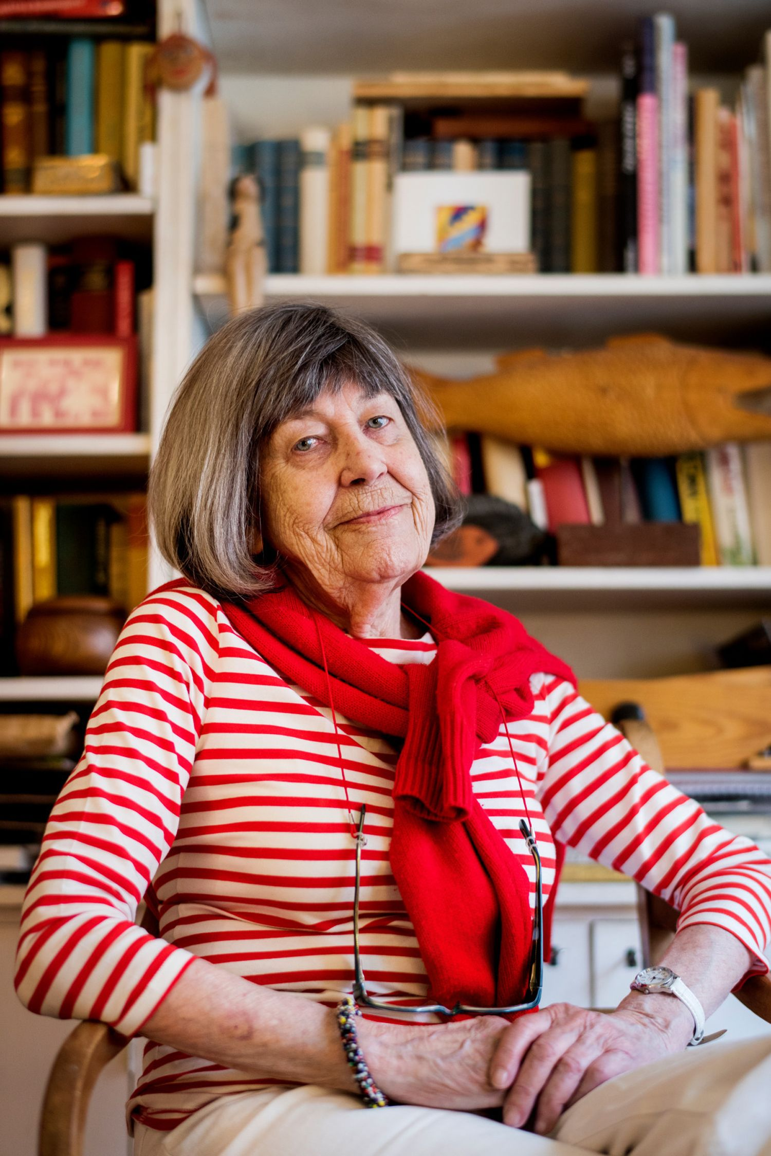 EINMALIGE VERWENDUNG Stil/ Margareta Magnusson: Frau Magnussons Kunst...