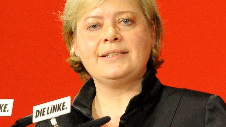 Linke-Chefin Lötzsch: Wo treibt die Partei hin?