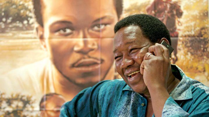 Mobilfunk in Afrika: Reden, informieren, bezahlen