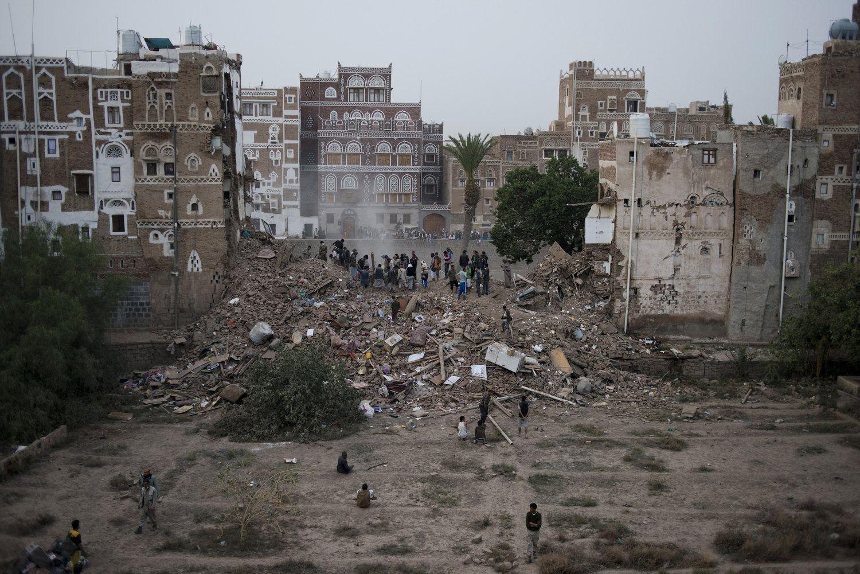 Sanaa/ Jemen