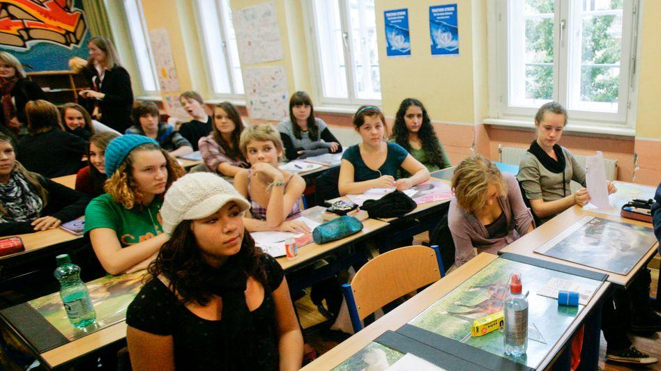 Schüler in Österreich (Archivbild)