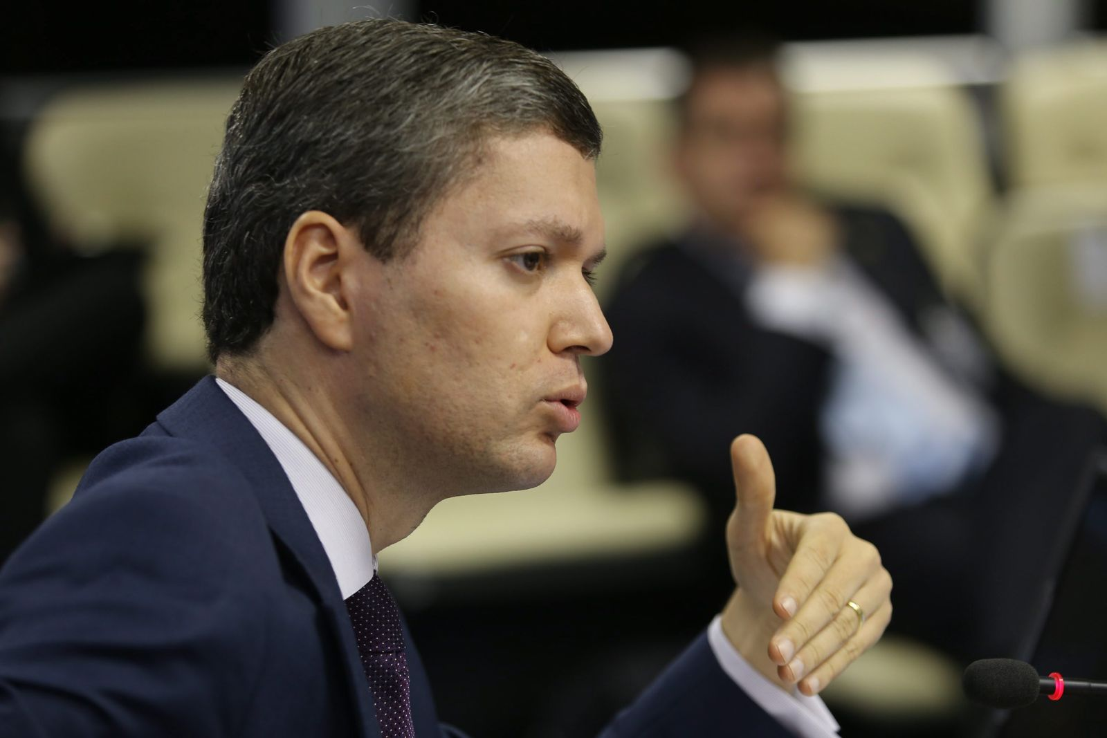 Brazils Minister of Transparency Fabiano Silveira resigns over c