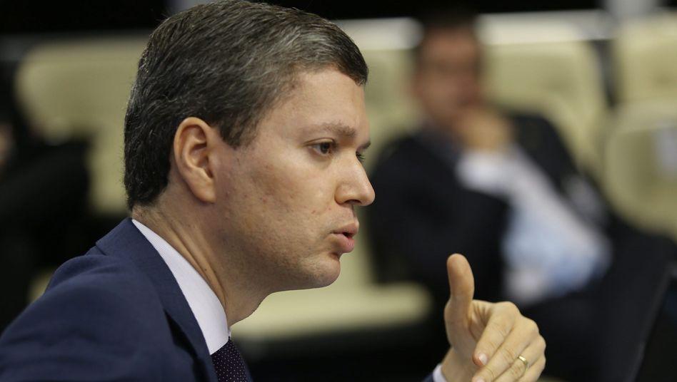 Minister Fabiano Silveira