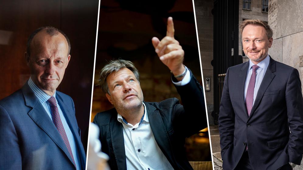 FDP-Chef Lindner: »Ich stünde zur Verfügung«