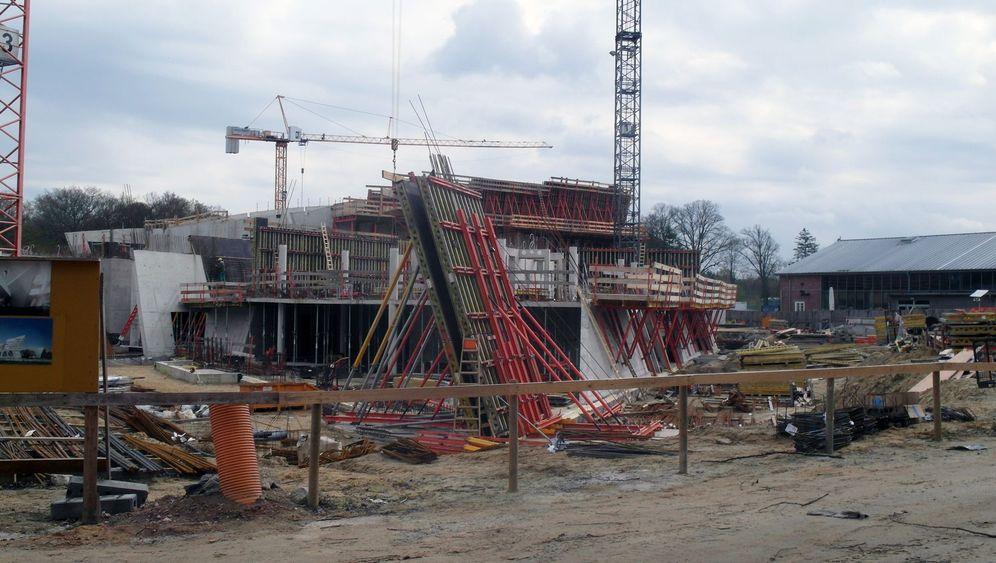 Millionenbaustelle der Leuphana: Libeskind für Lüneburg