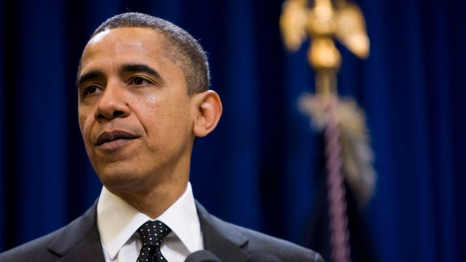Barack Obama: Der US-Präsident will seinen Afghanistan-Fortschrittsbericht vorlegen