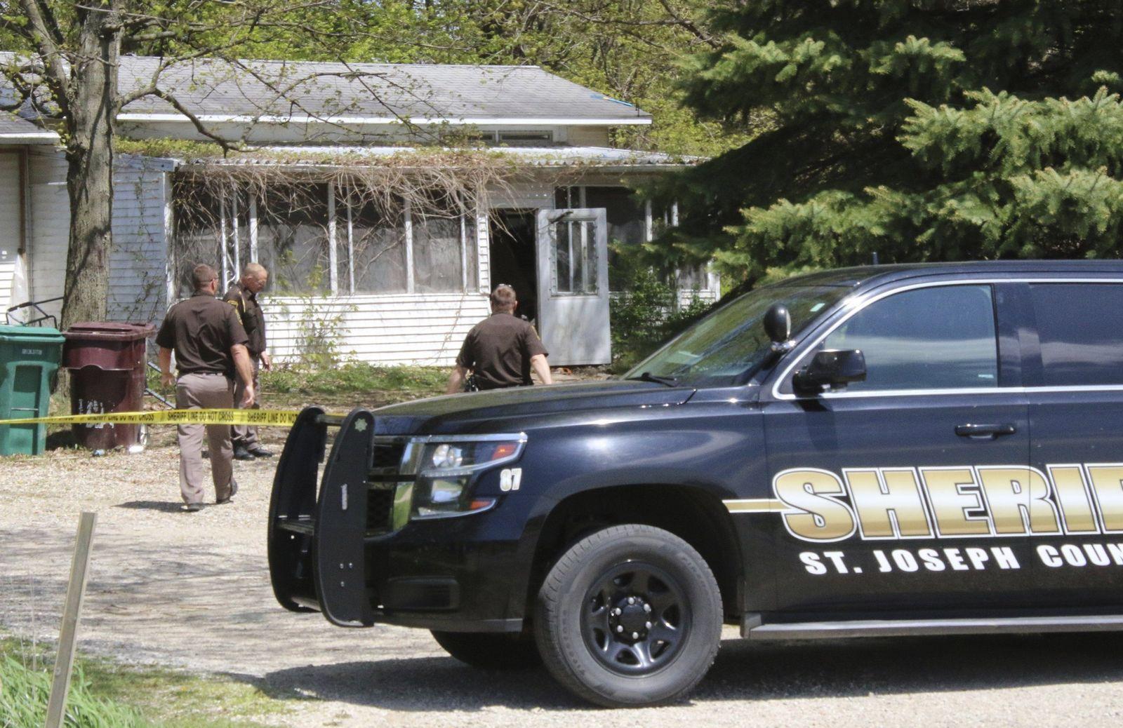 Woman Slain Child Suspect