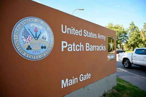 """Das """"European Command"""" der US-Streitkräfte in Stuttgart: Das regionale Europa-Hauptquartier soll nach Belgien verlegt werden"""