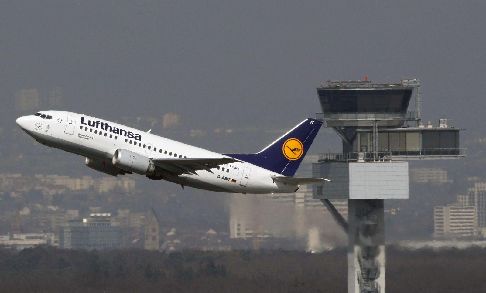 NICHT VERWENDEN Lufthansa