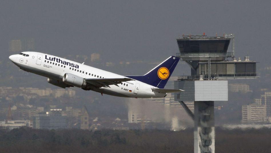 Lufthansa-Maschine: Mit Ausfällen ist zu rechnen