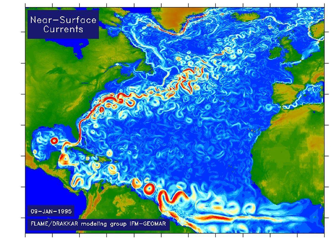 Golfstrom Und Klimawandel Neue Zweifel An Stabilitat Der