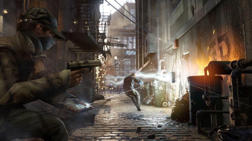 "Xbox One: ""Watch Dogs"" soll Multiscreen-Steuerung bieten"