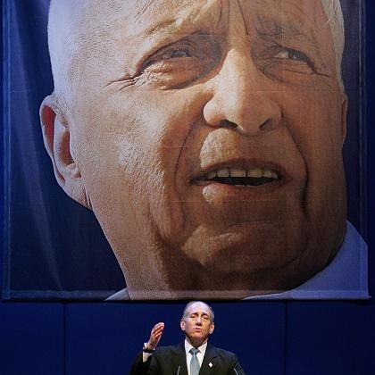 Scharon, Olmert: Beide ließen die Unterhändler gewähren