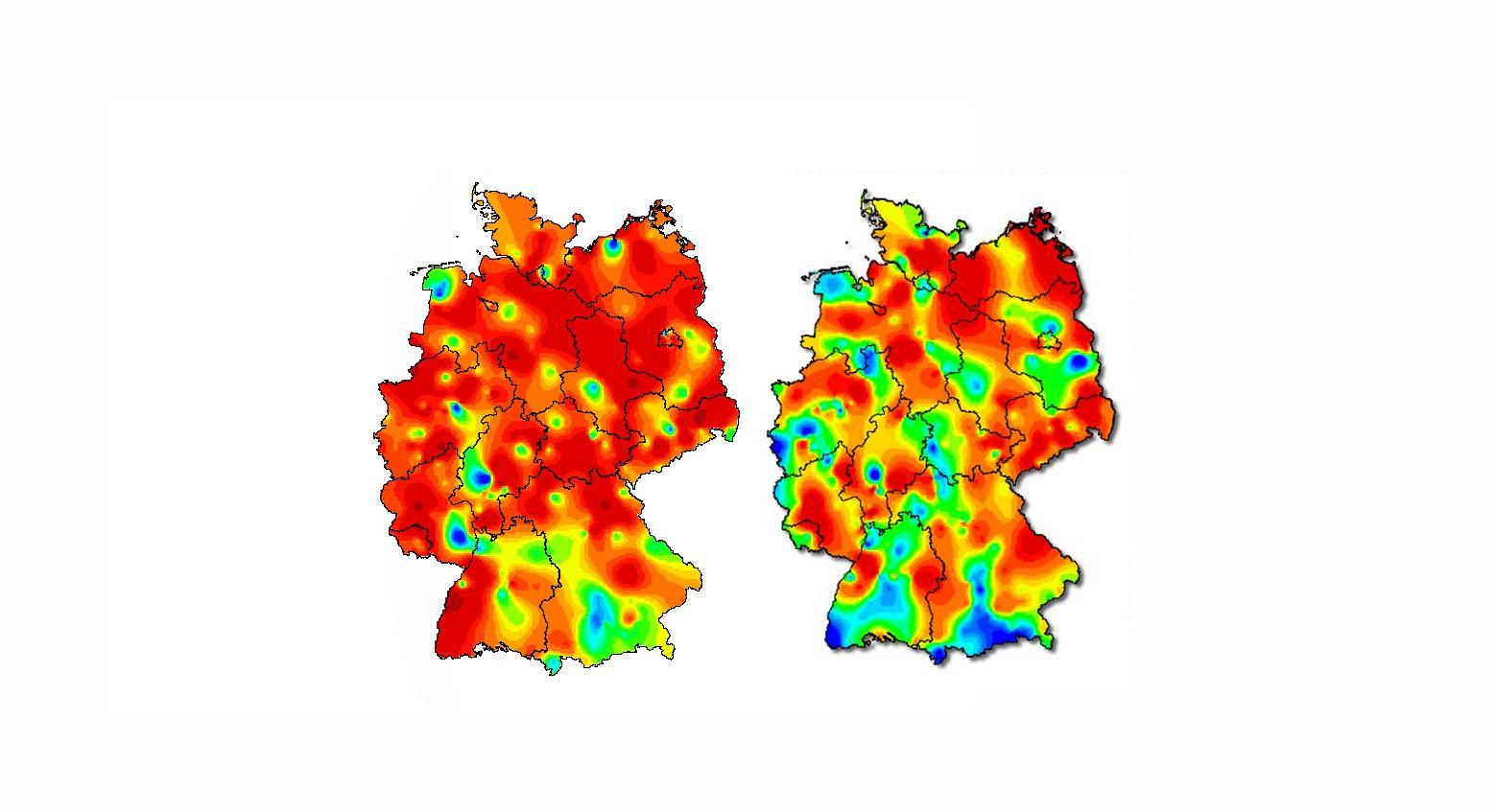 EINMALIGE VERWENDUNG Influenza/ Grippe/ Deutschland/ 10.+11. Woche 2018