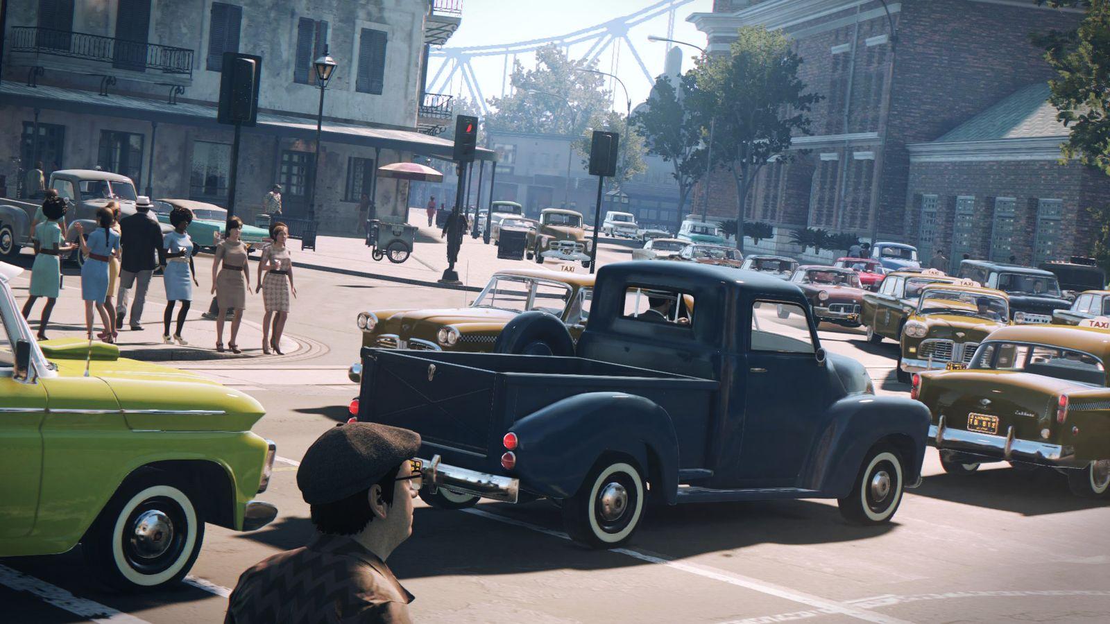 Spielemesse E3 / Mafia 3