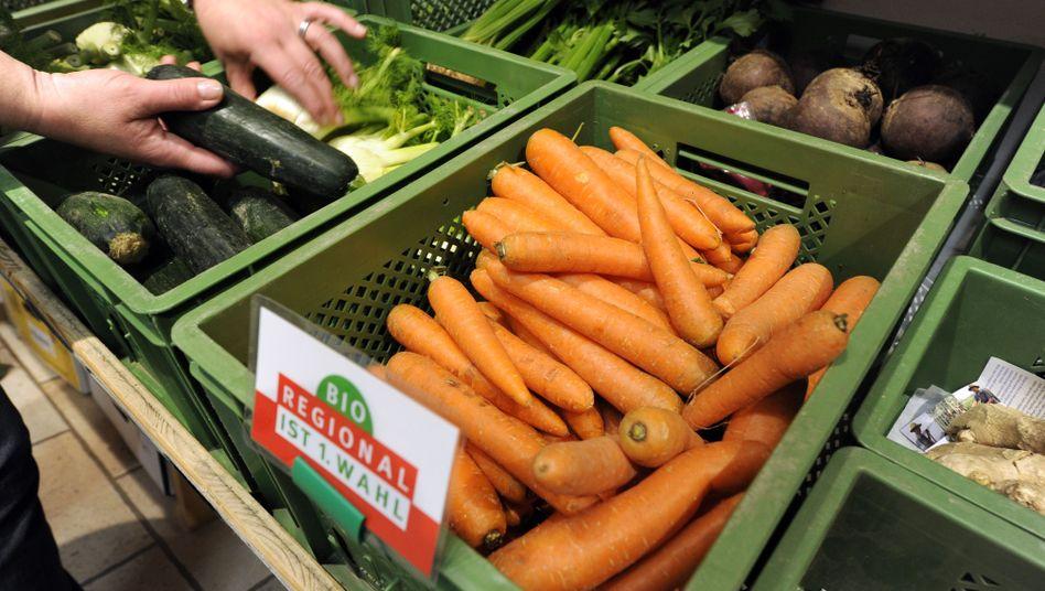 Hofladen in Straubenhardt-Feldrennach: Weniger schädlicher Anbau, bessere Tierhaltung