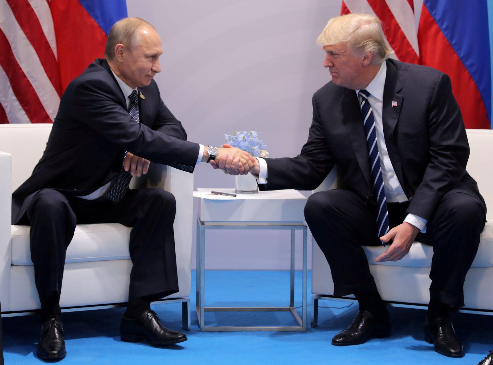 Trump/ Putin/ G20